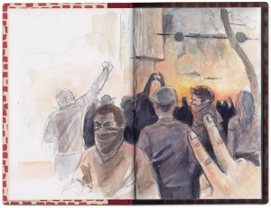 occupy-gezi-sketch2