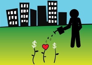 Volunteering - capitalism